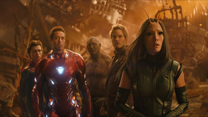 Avengers: Infinity War had the biggest opening weekend of all time! 1