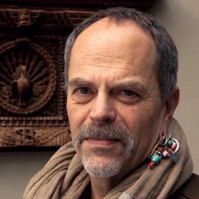 Joe Rohde, Portfolio Creative Executive for Walt Disney Imagineering