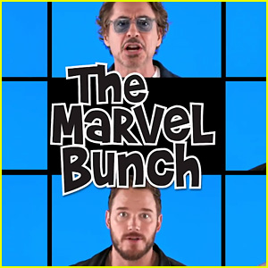 The Avengers Cast Puts a Spin on a Classic Theme Song ~ The Marvel Bunch 5
