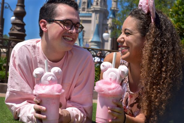 Think Pink! Millennial Pink Treats Have Arrived at Walt Disney World Resort 1