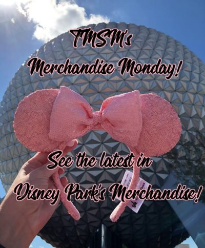 Merchandise Monday! See What's in Store this week at Disney Parks! #DisneyStyle 1