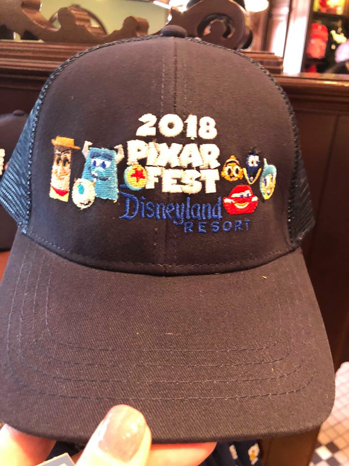 Merchandise Monday! See What's New at Pixar Fest (Disneyland) and Walt Disney World! 6