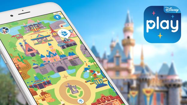 All-New Play Disney Parks App Coming to Disneyland Resort and Walt Disney World Resort This Summer 1
