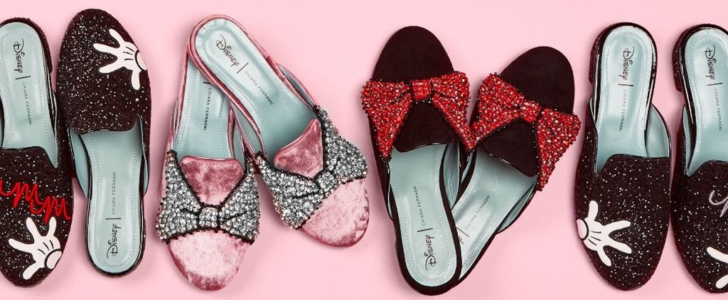 Exclusive Chiara Ferragni Minnie Mouse Shoe Collection Now Available at ShopDisney! 2