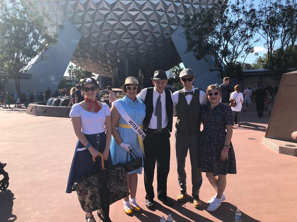 Springing Into Dapper Day 2018 11