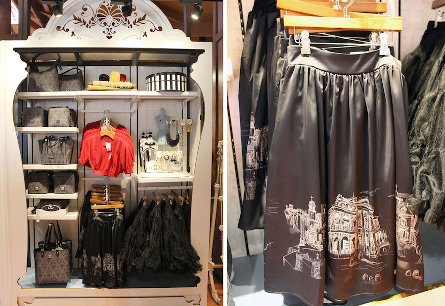 Merchandise found at The Dress Shop at Disney Springs