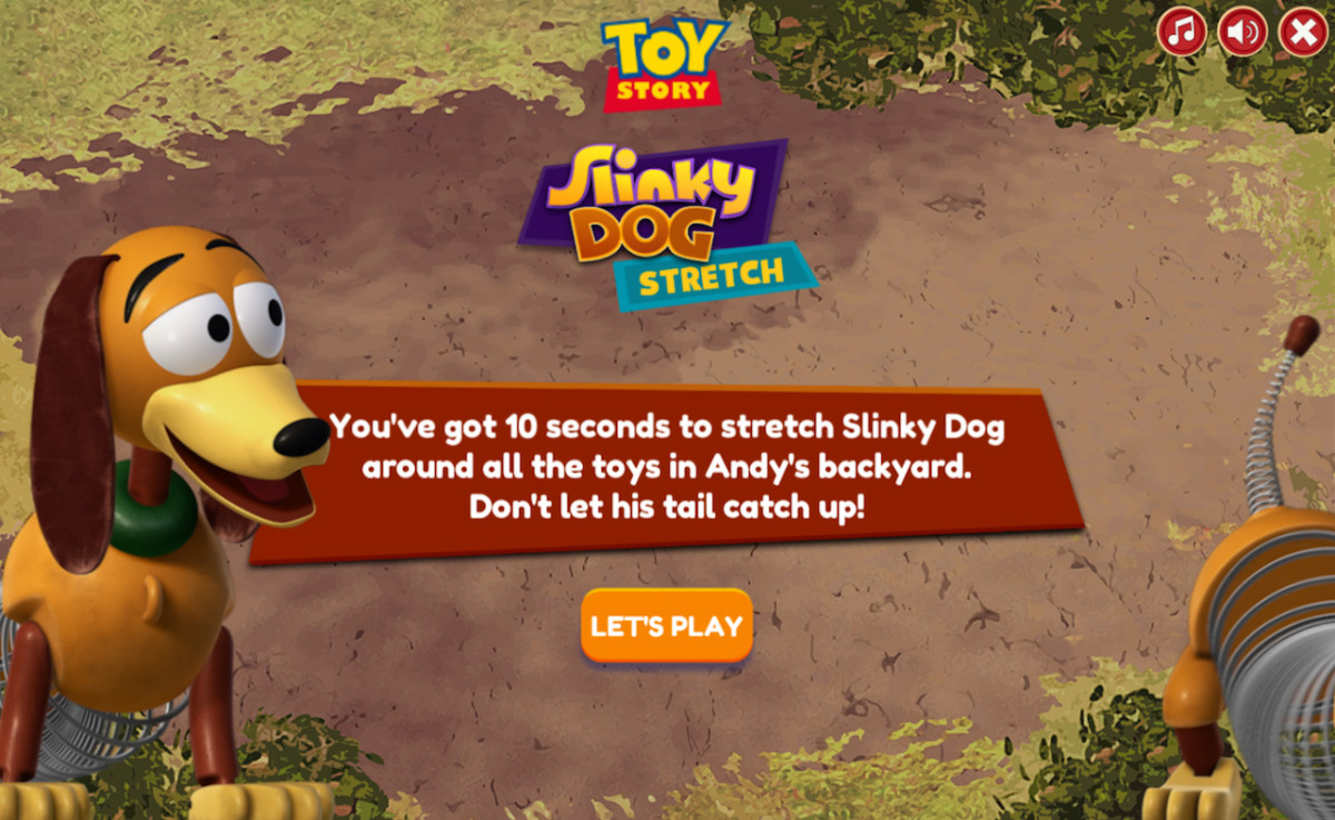 Toy Story Land-Inspired Games Debut on DisneyWorld.com 1