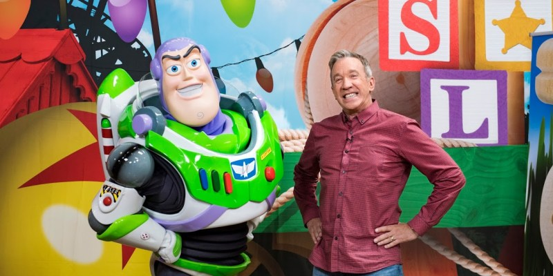 Toy Story Land Exclusives Air May 2 on ABC 2