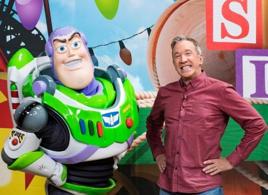 Toy Story Land Exclusives Air May 2 on ABC 1