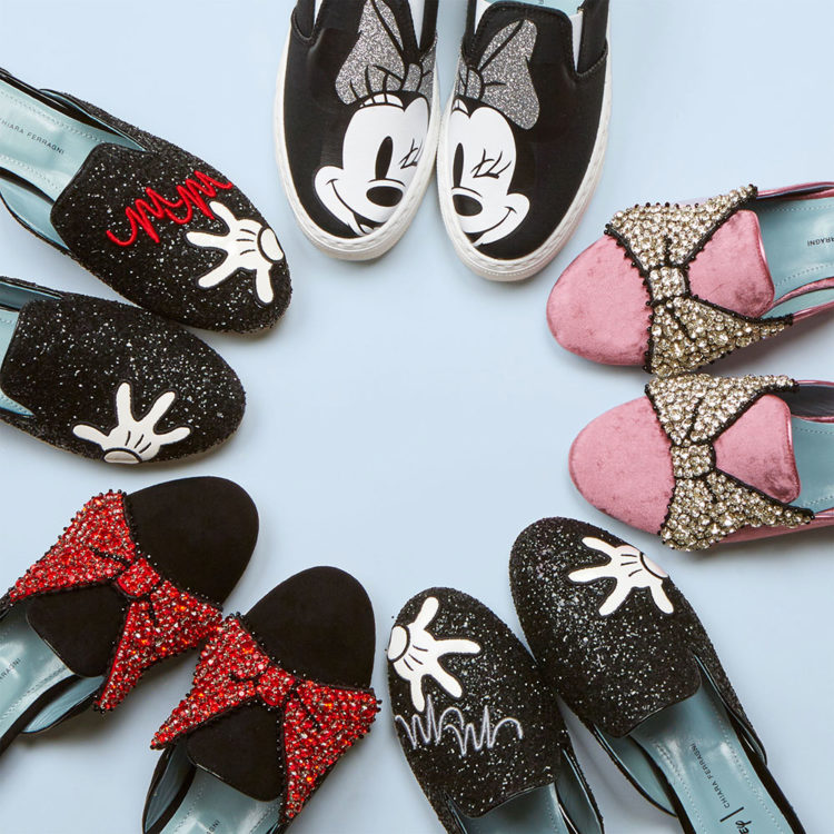 Exclusive Chiara Ferragni Minnie Mouse Shoe Collection Now Available at ShopDisney! 1
