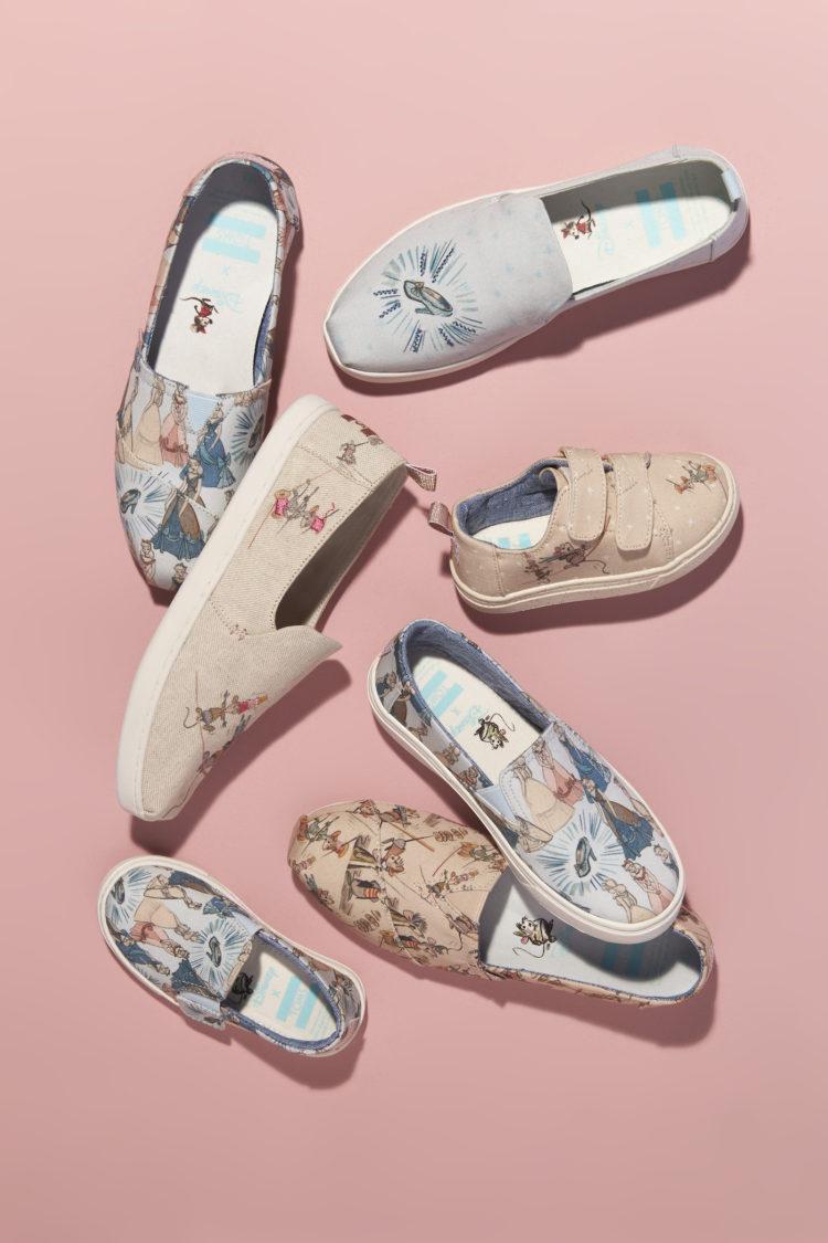 Disney Princess Toms X Disney Collection! #DisneyStyle 2