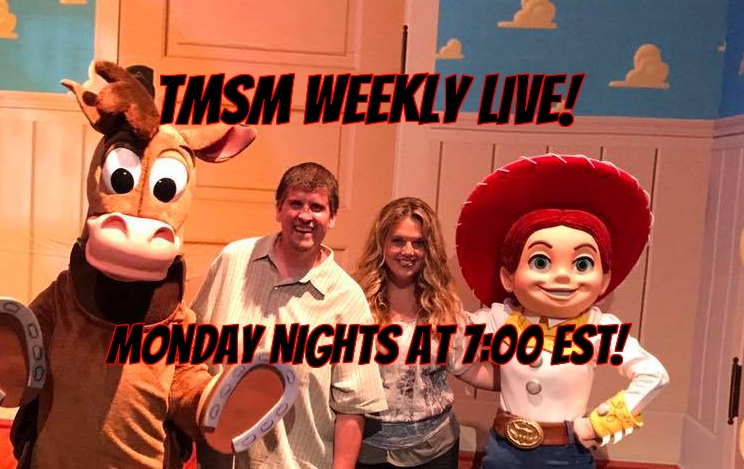 Introducing Our New Show, TMSM Weekly Live! 1