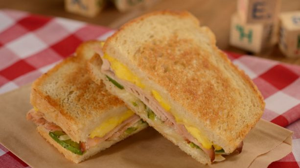 Smoked Turkey Sandwich from Woody's Lunch Box in Toy Story Land at Disney's Hollywood Studios