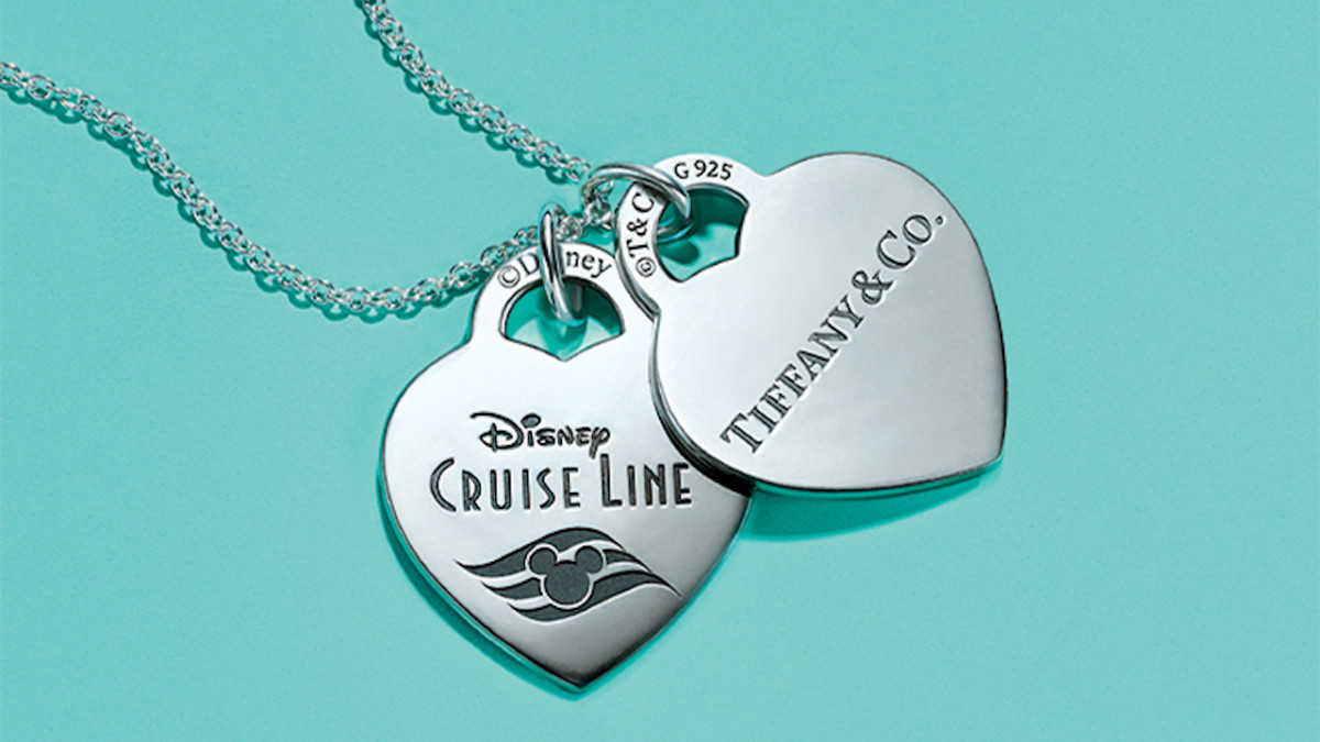 Exclusive Tiffany & Co. Jewelry Unveiled on the Disney Fantasy 1