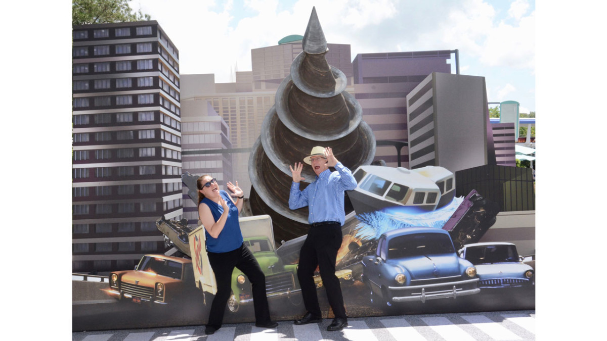 Show Off Your Super Side with Photo Ops During the Incredible Tomorrowland Expo 1