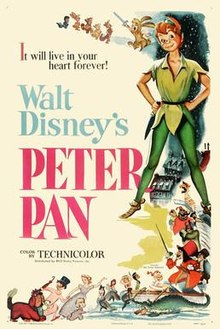 Celebrate Disney's 'Peter Pan' 65th Anniversary Edition Release 3