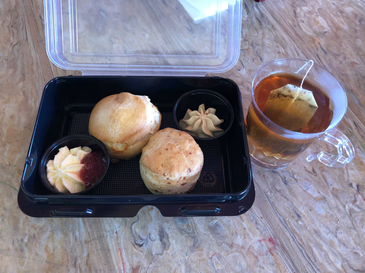 No Scones About It - Review Of The Tea Garden Tour At Epcot 10