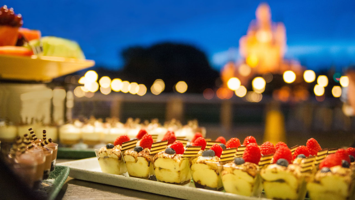 New After Fireworks Dessert Party Coming to Magic Kingdom Park 5