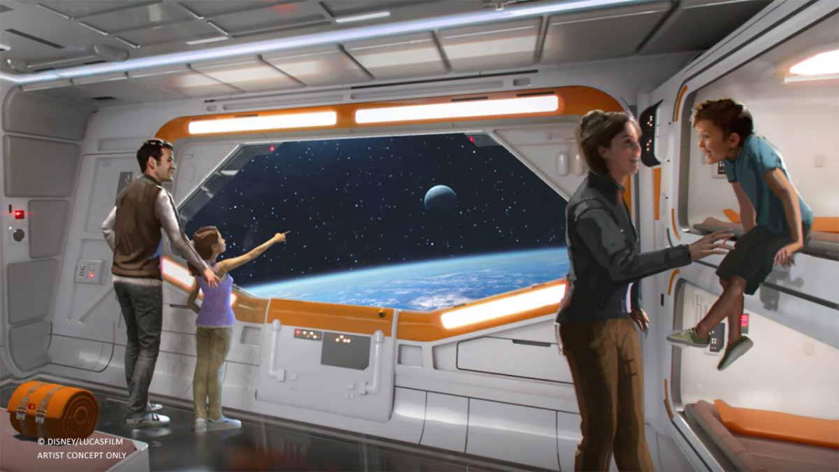 Update on the Star Wars Immersive Resort Planned for Walt Disney World Resort 1