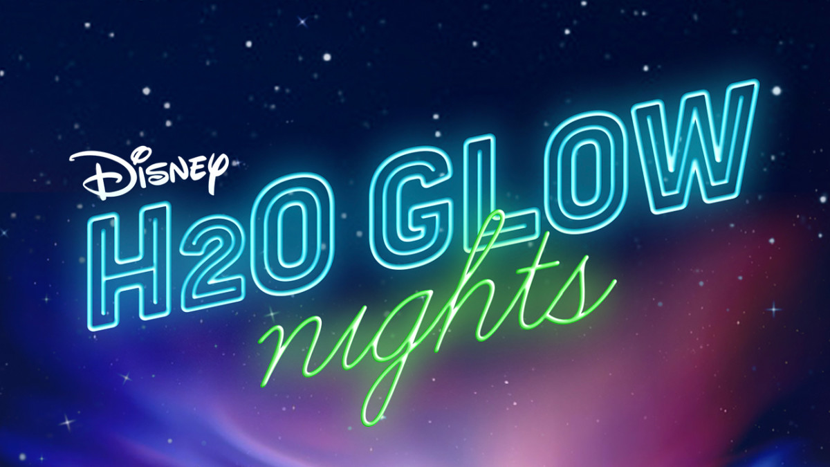 First Look: New Concept Art of Disney H2O Glow Nights 7
