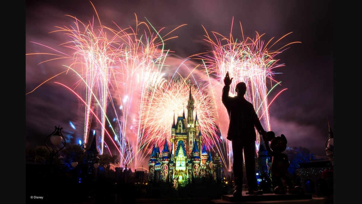 Celebrate the 1st Anniversary of 'Happily Ever After' with a Video from Disney PhotoPass 1