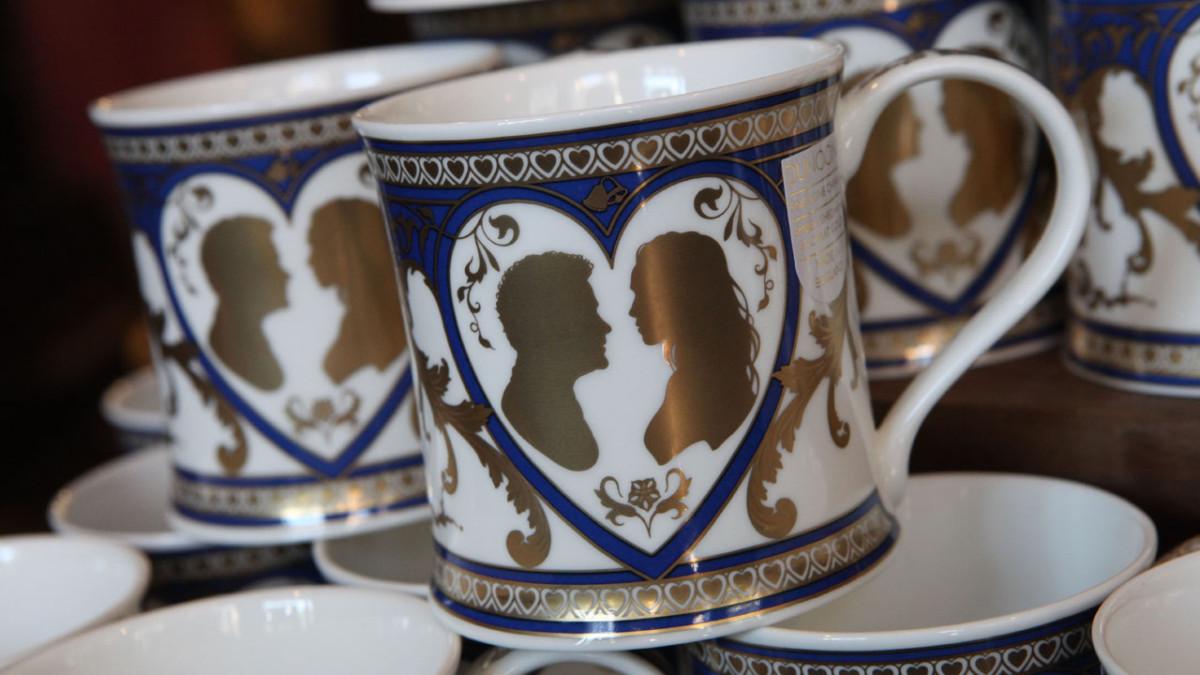 Grab Royal Wedding-Inspired Merchandise at Epcot 1