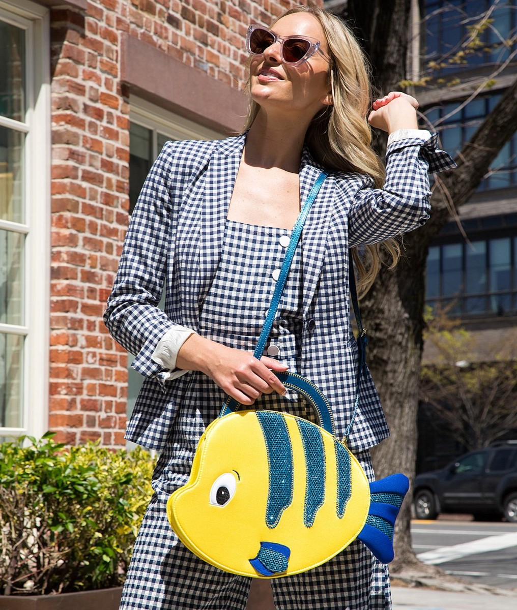 New Flounder Tote from Danielle Nicole ~ #DisneyStyle 2