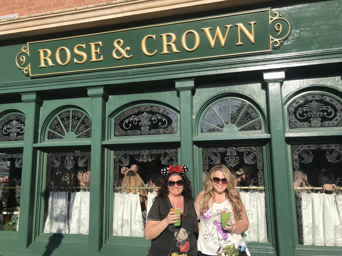 Try a Welsh Dragon from the Rose and Crown Pub, Epcot (recipe included) 4