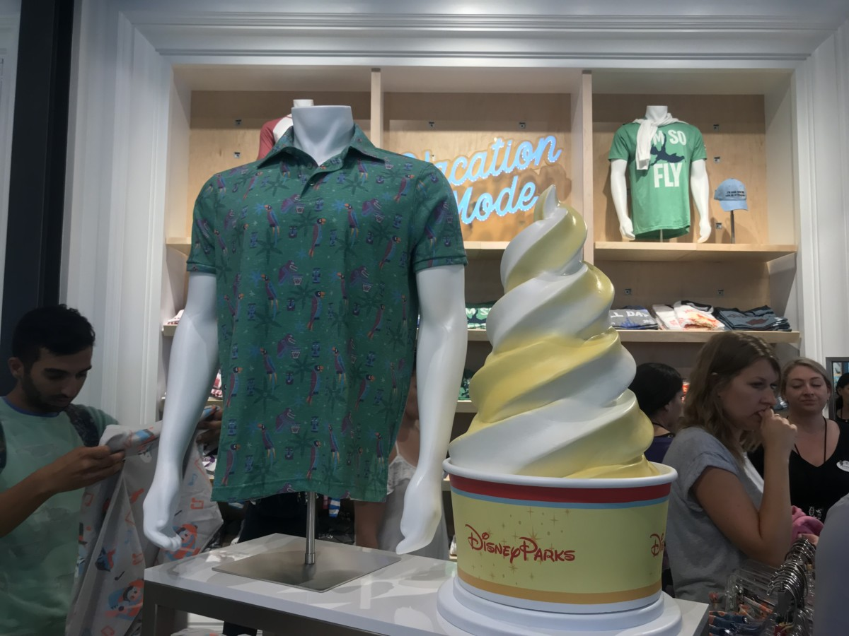 More Photos from the New Disney Style Store at #DisneySprings 12