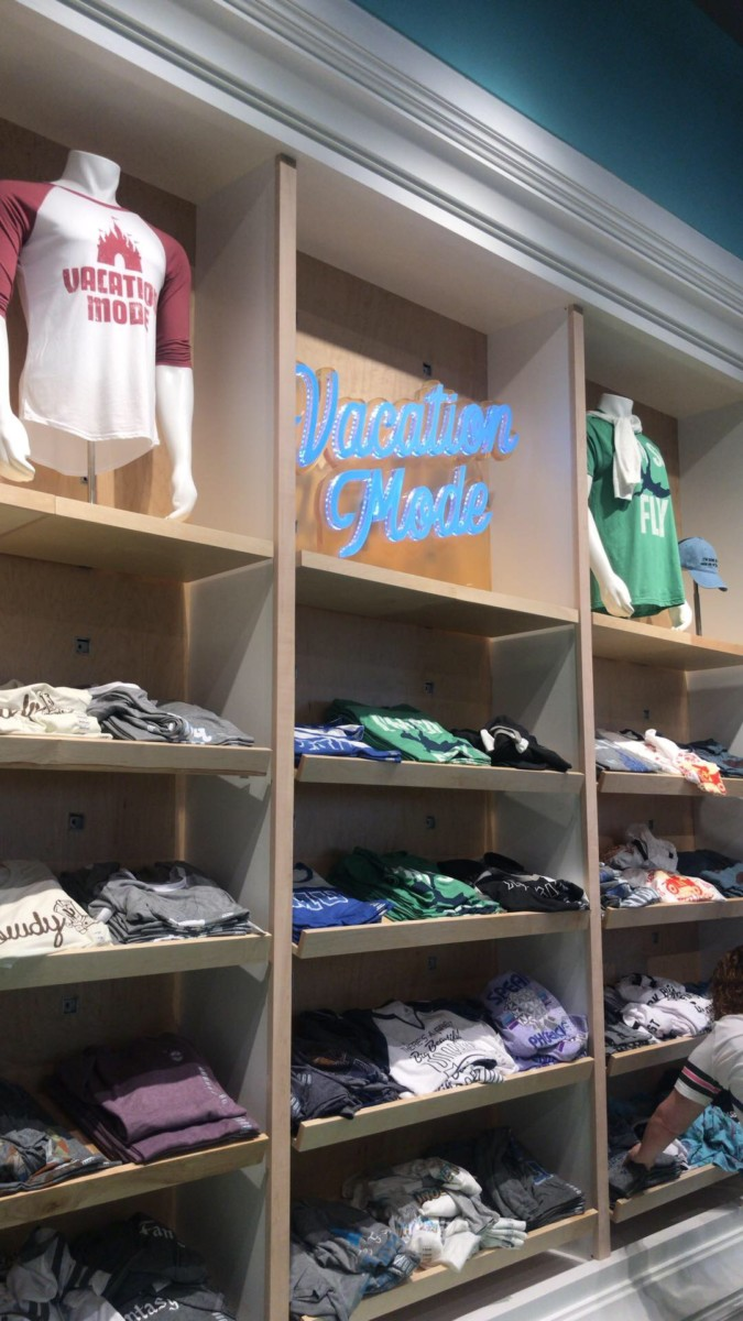 More Photos from the New Disney Style Store at #DisneySprings 5