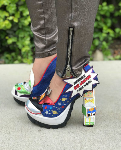 The Toy Story Irregular Choice Collection is Out of this World! See the Styles Below! 5