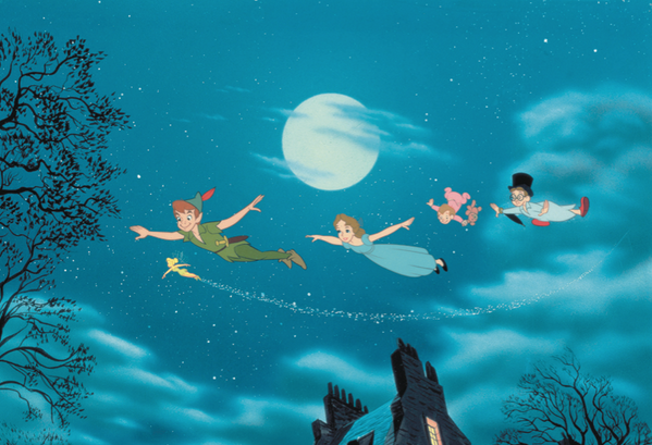 I'll Never Grow Up – Life Lessons from Peter Pan 2