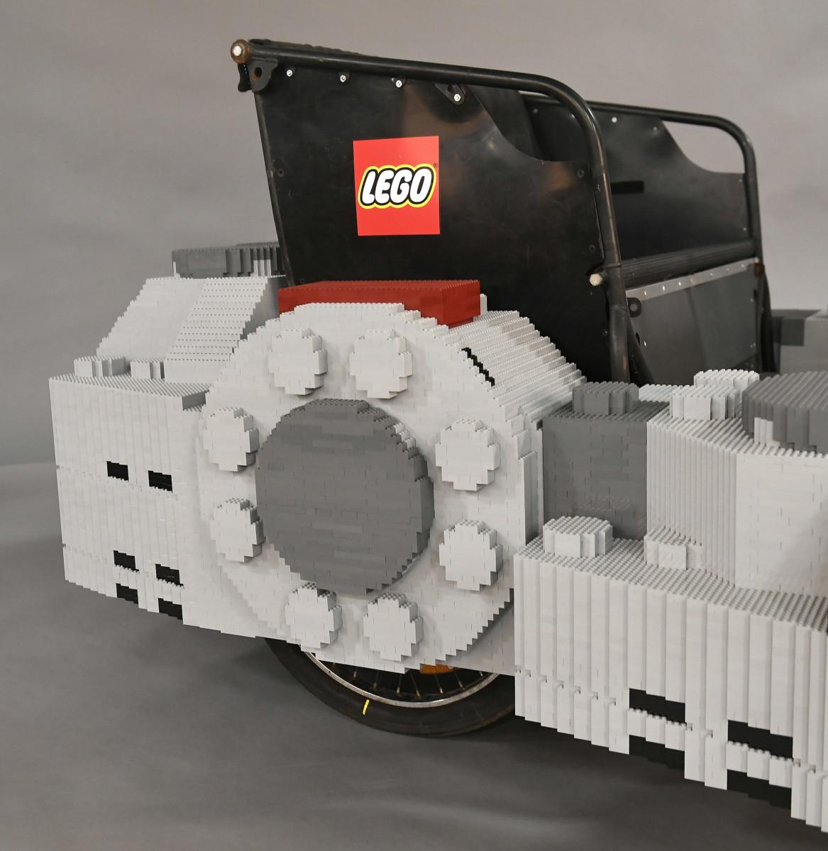 THE LEGO GROUP TAKES FLIGHT 6