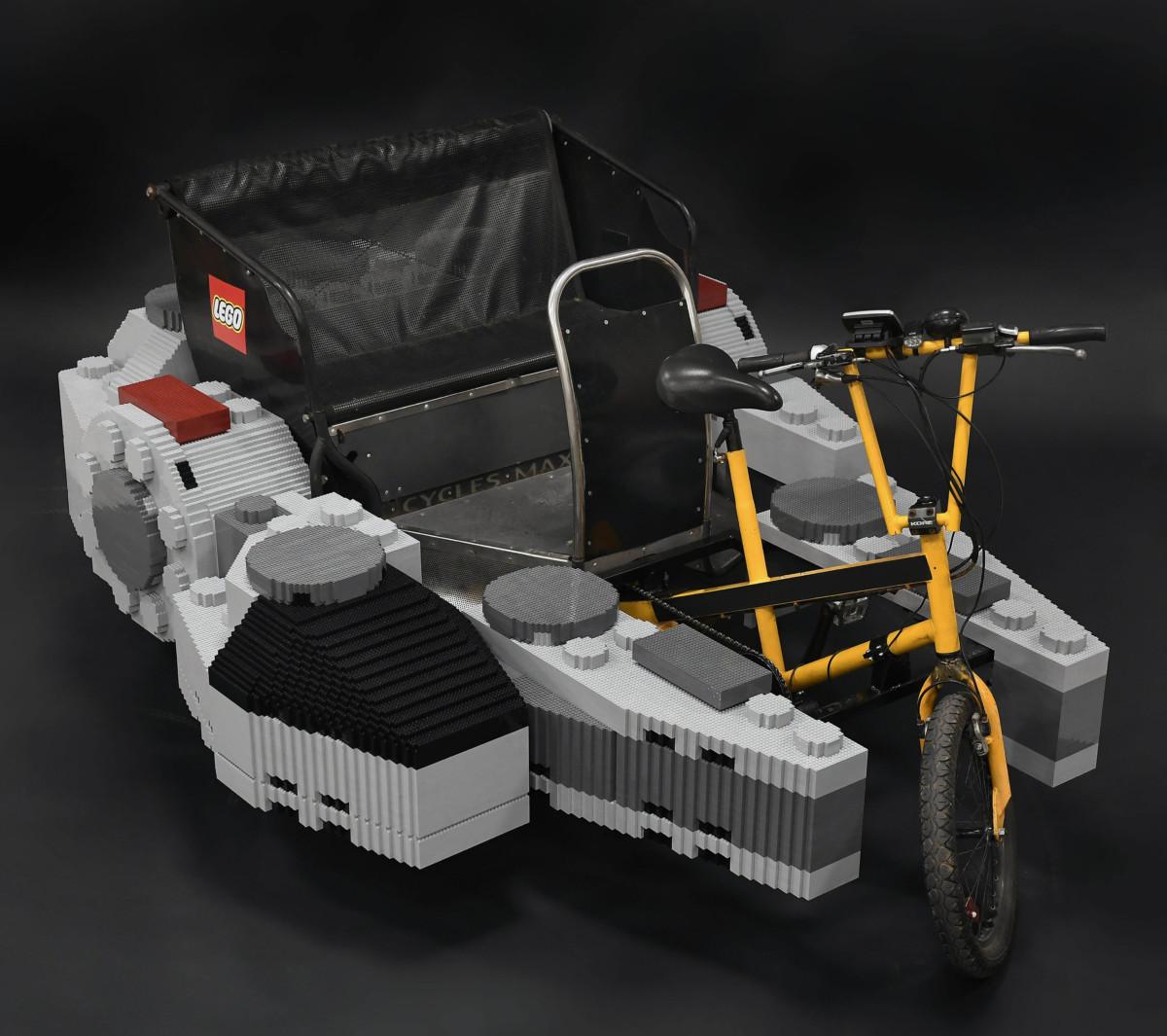 THE LEGO GROUP TAKES FLIGHT 8