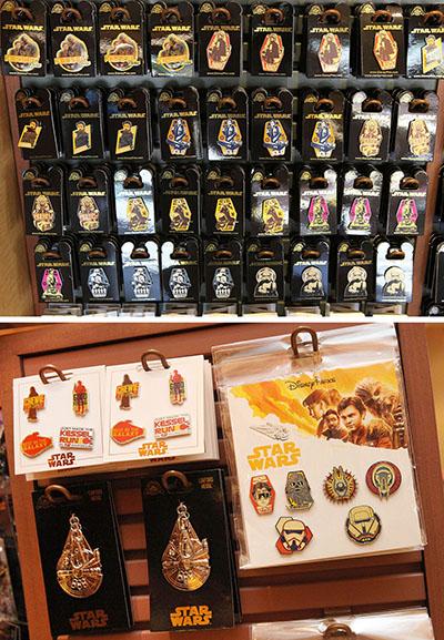 New Star Wars Pins