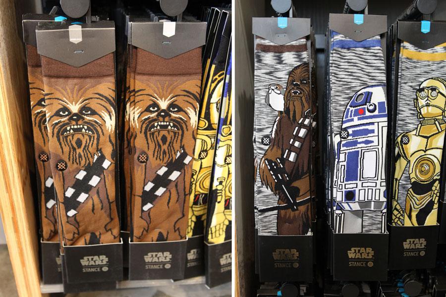 Chewbacca Socks