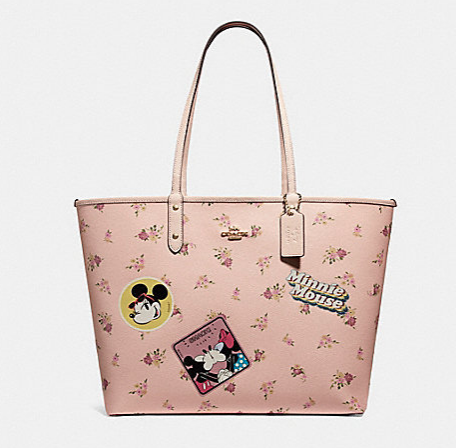 The Disney x Coach Minnie Mouse Outlet Line is Available Now! #DisneyStyle 2