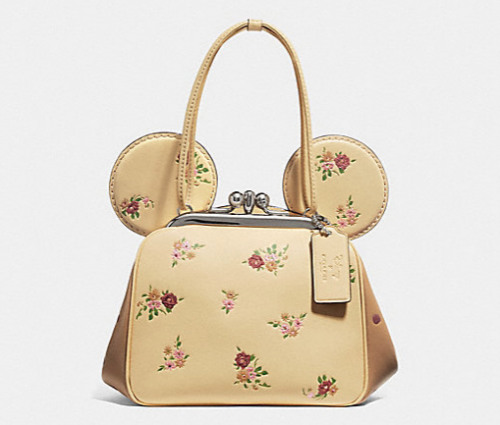The Disney x Coach Minnie Mouse Outlet Line is Available Now! #DisneyStyle 4