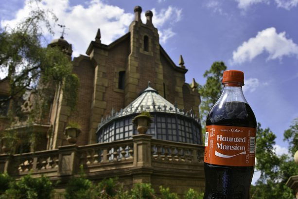 Share a Coke at Disney Parks 1
