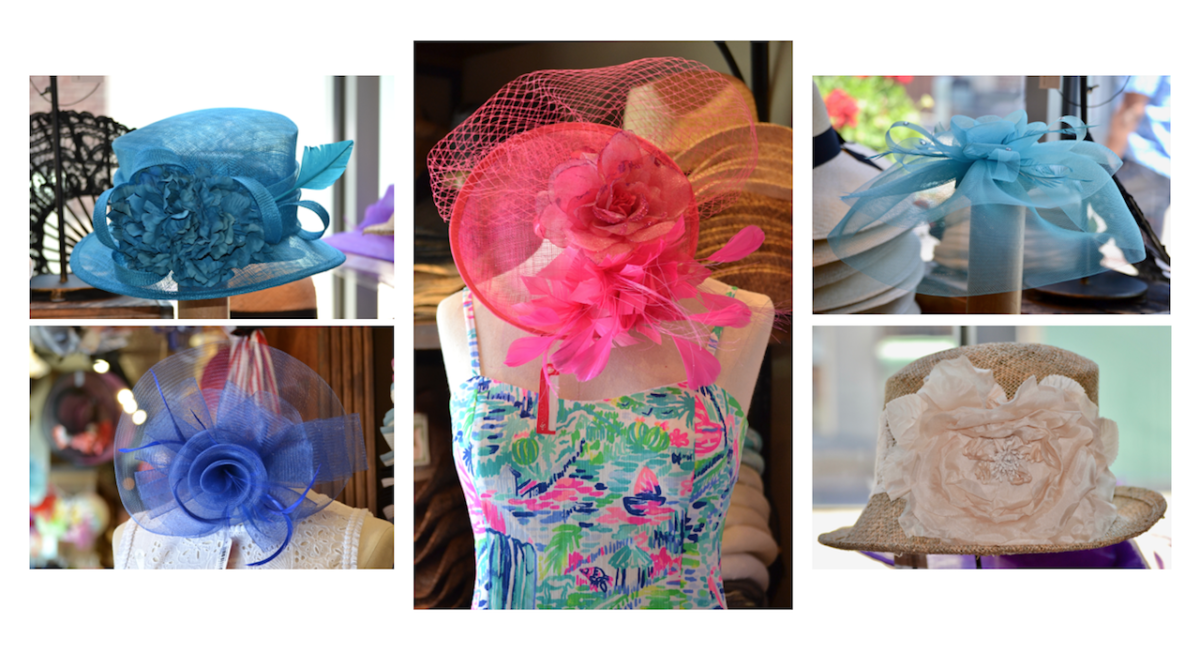 Visit Chapel Hats for Your Royal Wedding Wardrobe Essentials 2