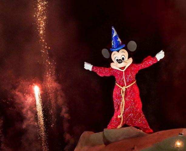 Fantasmic! at Disney's Hollywood Studios
