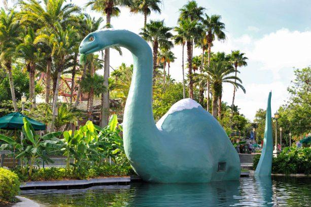 Gertie the Dinosaur at Disney's Hollywood Studios