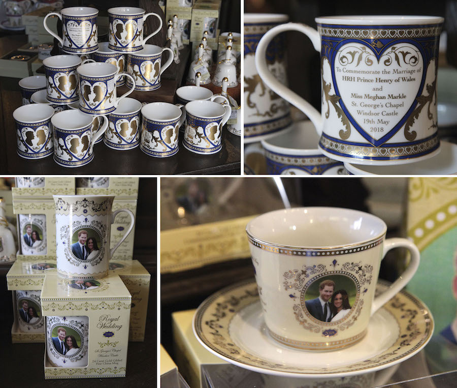 Grab Royal Wedding-Inspired Merchandise at Epcot 2