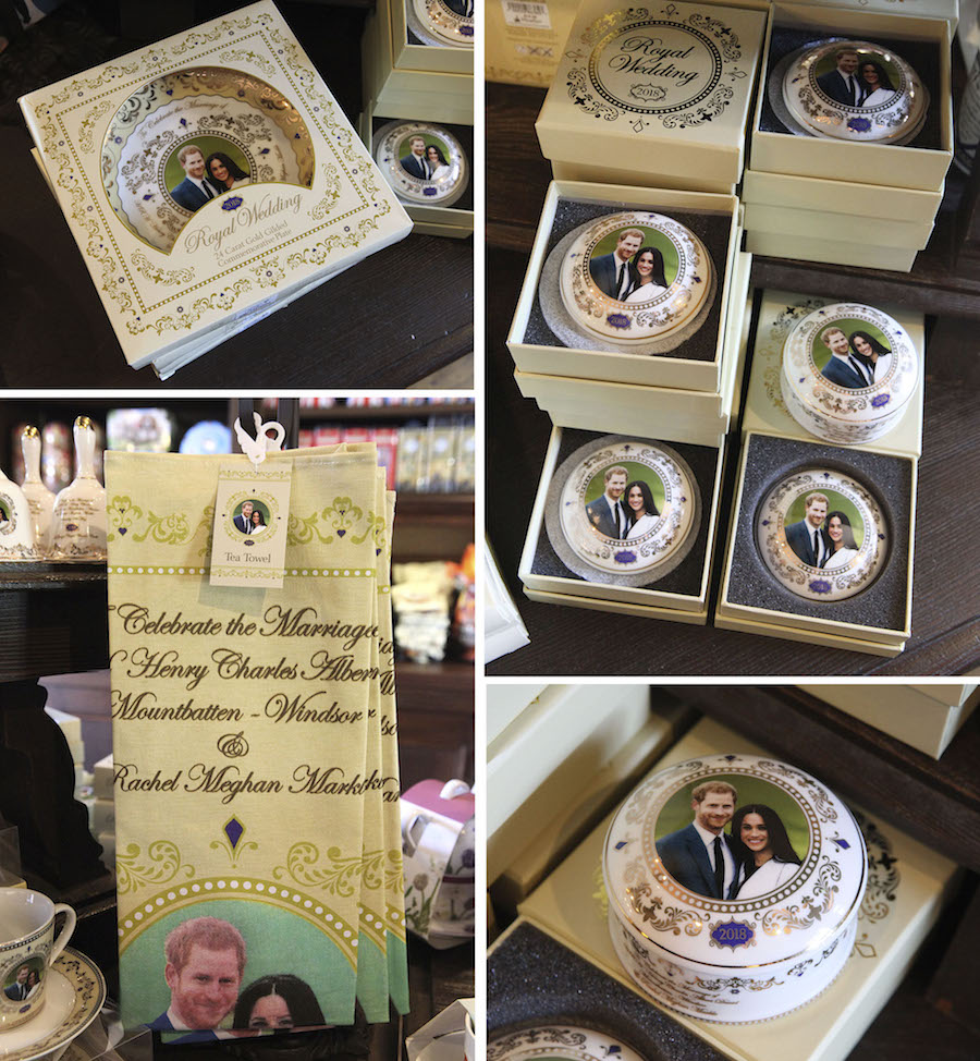 Grab Royal Wedding-Inspired Merchandise at Epcot 3