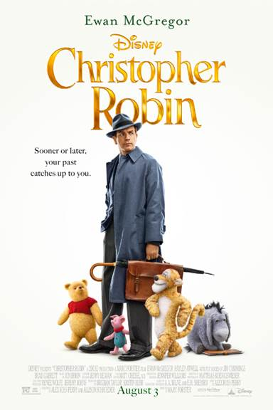 CHRISTOPHER ROBIN - New Trailer & Poster Now Available!!! 14