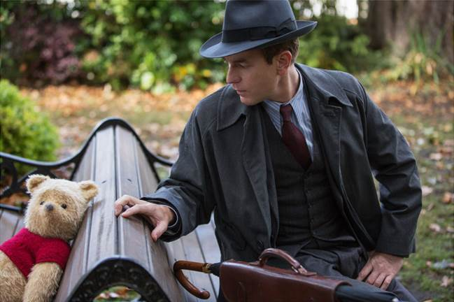 CHRISTOPHER ROBIN - New Trailer & Poster Now Available!!! 2
