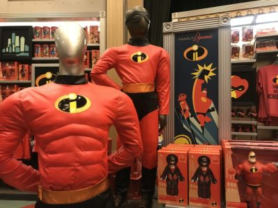 See the Incredibles 2 Merchandise at Walt Disney World! 1