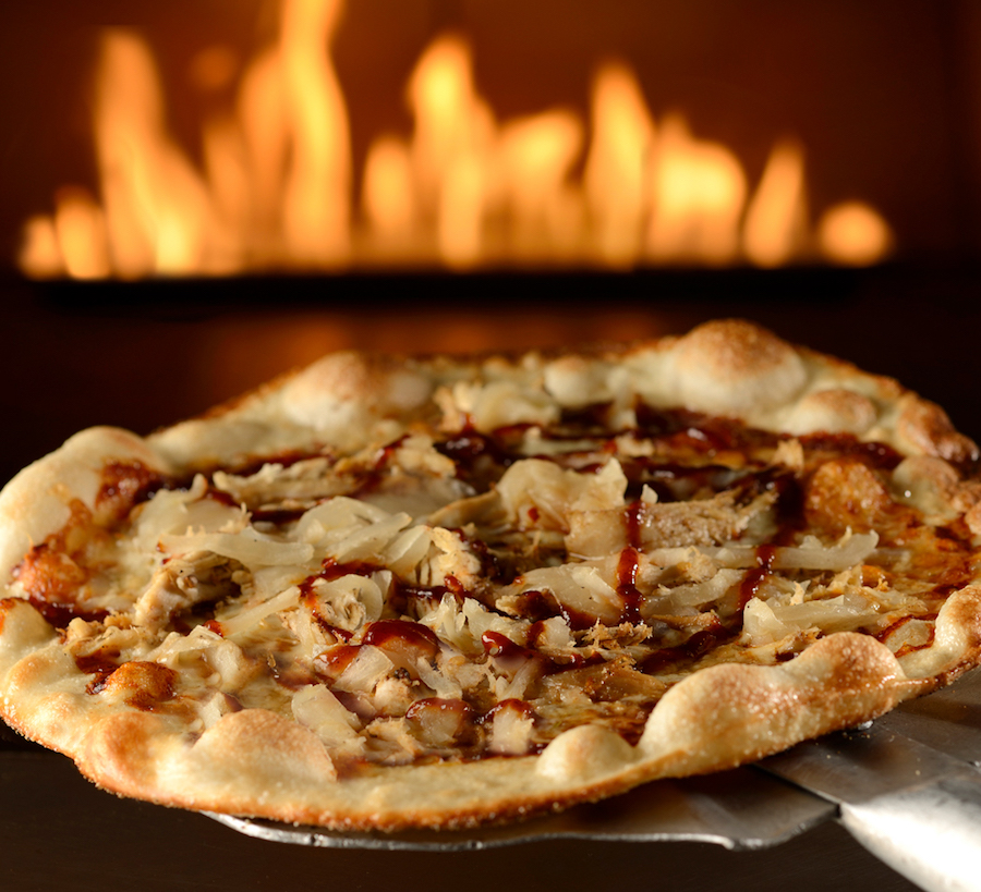 Summertime Artisanal Pizza at Everything POP Shopping and Dining at Disney's Pop Century Resort