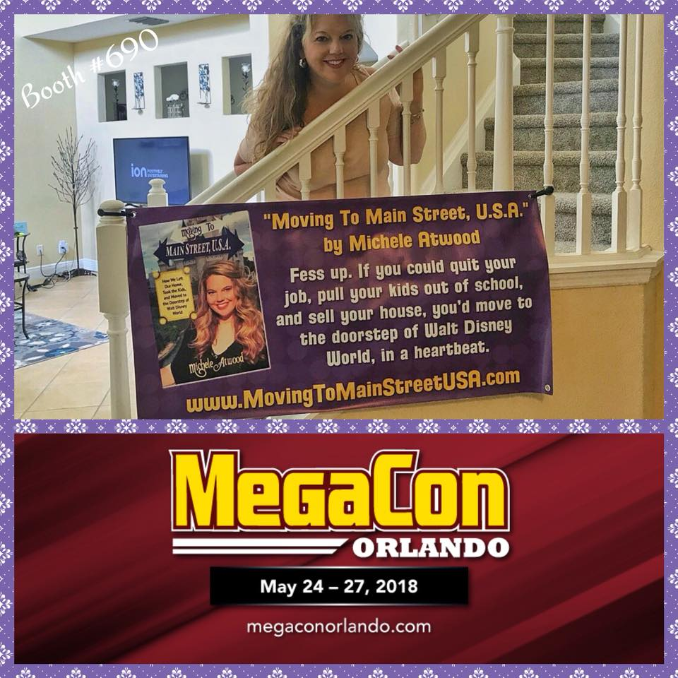 TMSM's Adventures in Florida Living ~ Let's Do This! #megacon 3