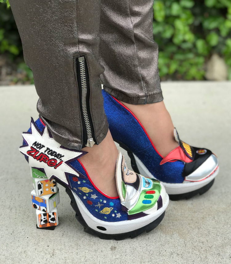 The Toy Story Irregular Choice Collection is Out of this World! See the Styles Below! 3